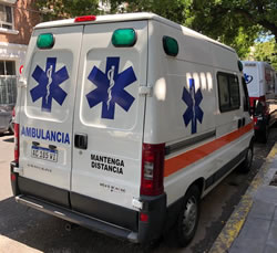 Ambulancias Pueyrredón